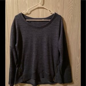 Athleta Blue Top Size Large